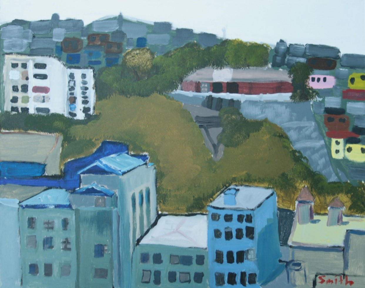 UrbanLandscape