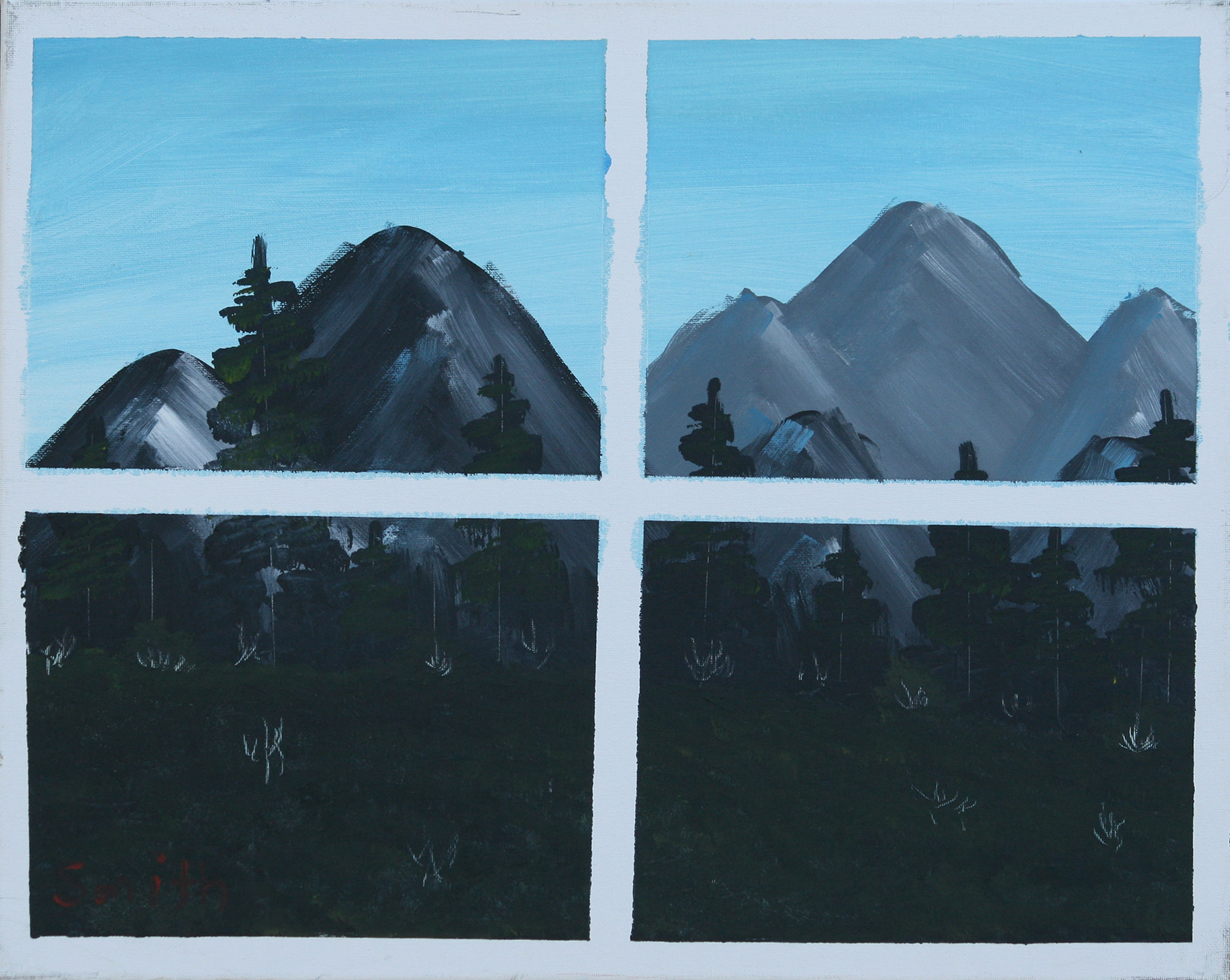 Mountian-Window