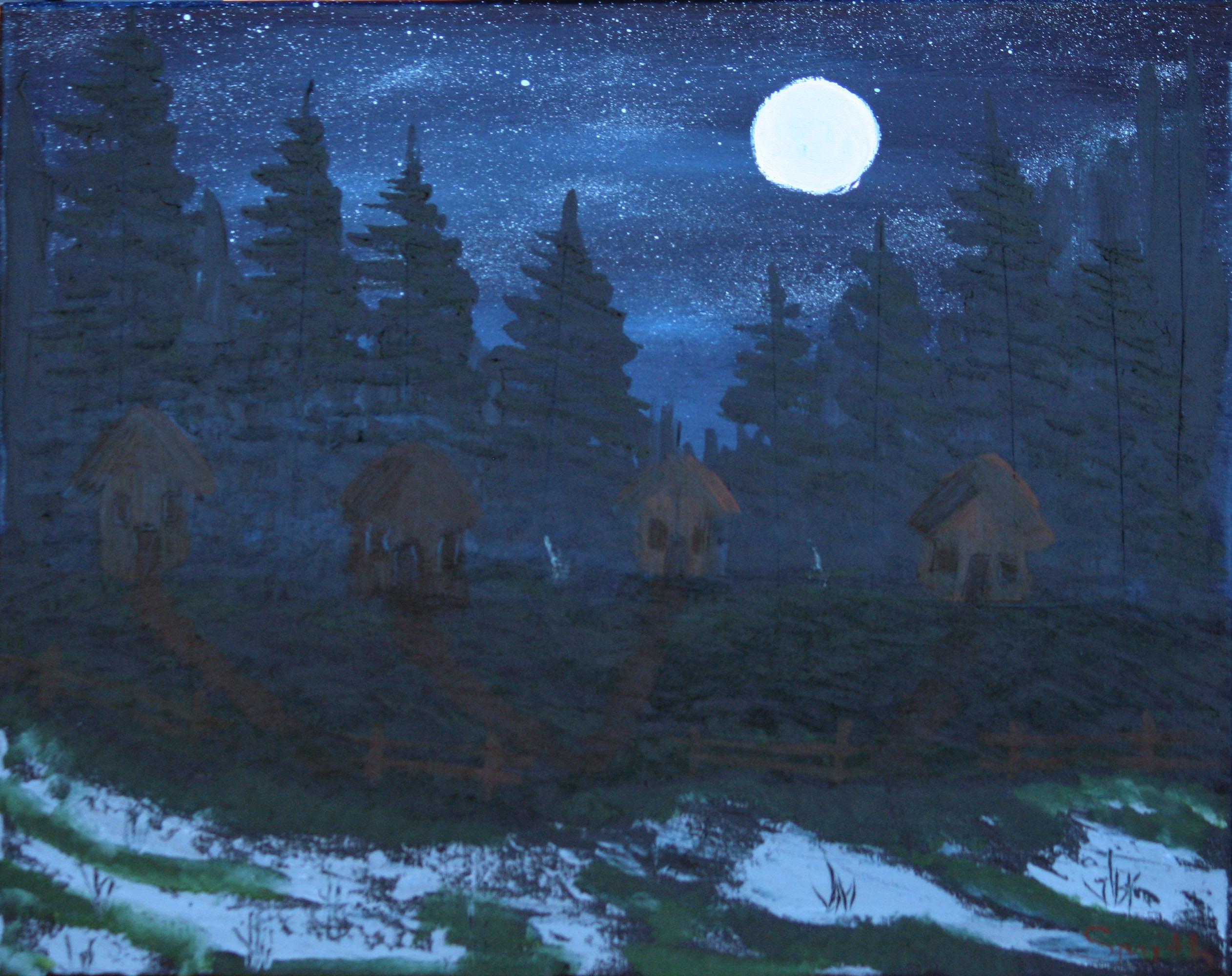 Nighttime-Summer-Camp