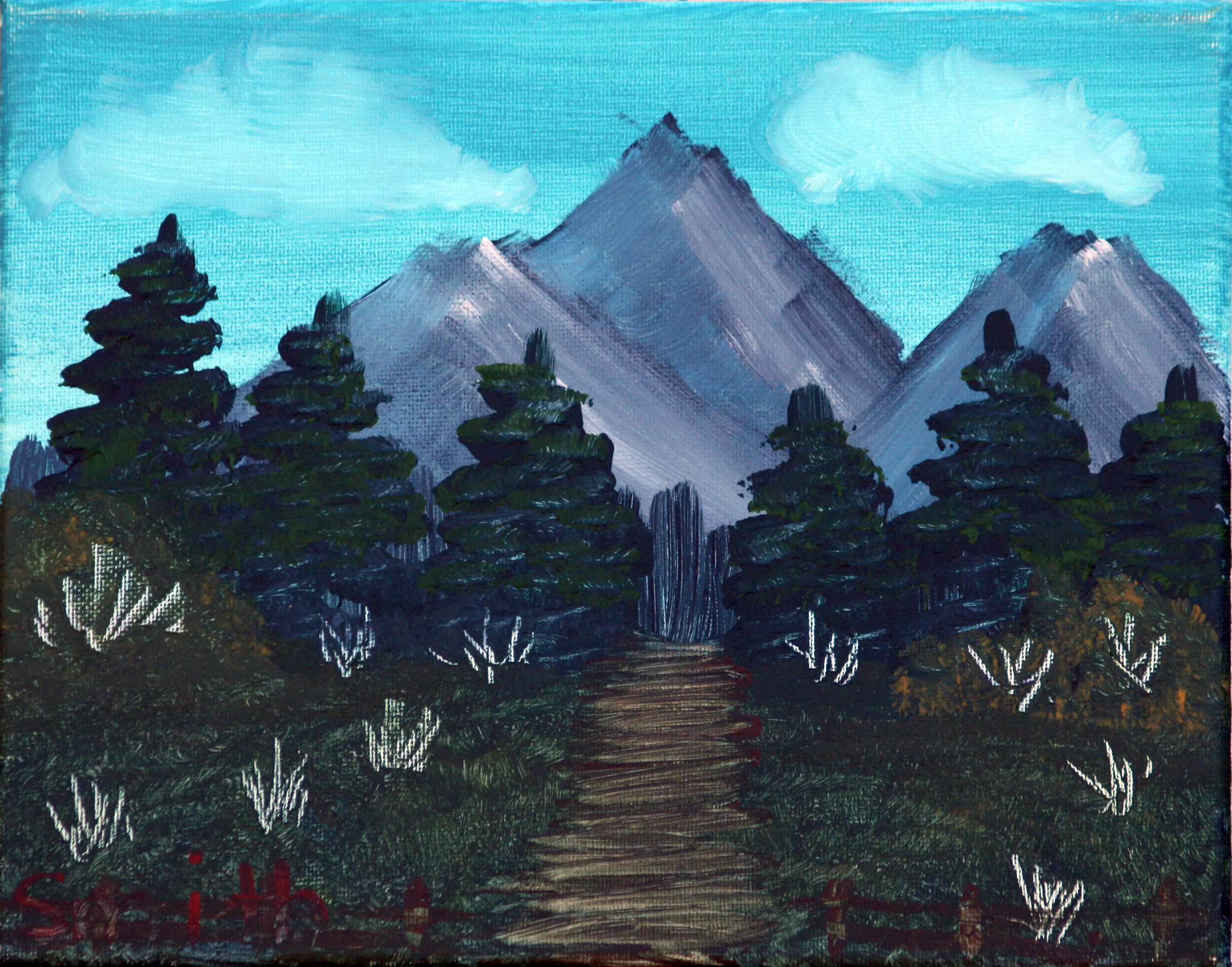 Mini-Mountains