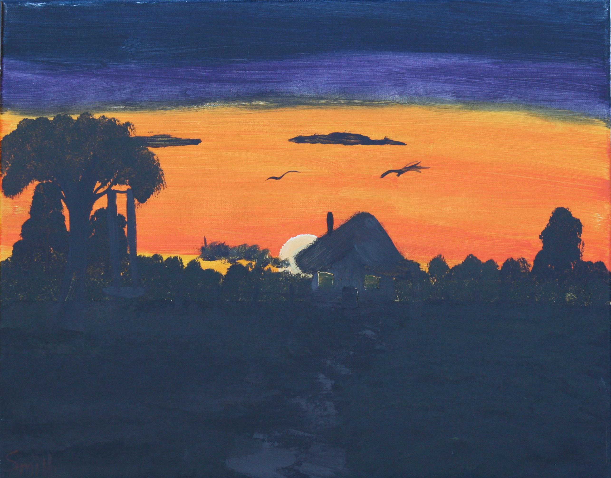Sunset-Home