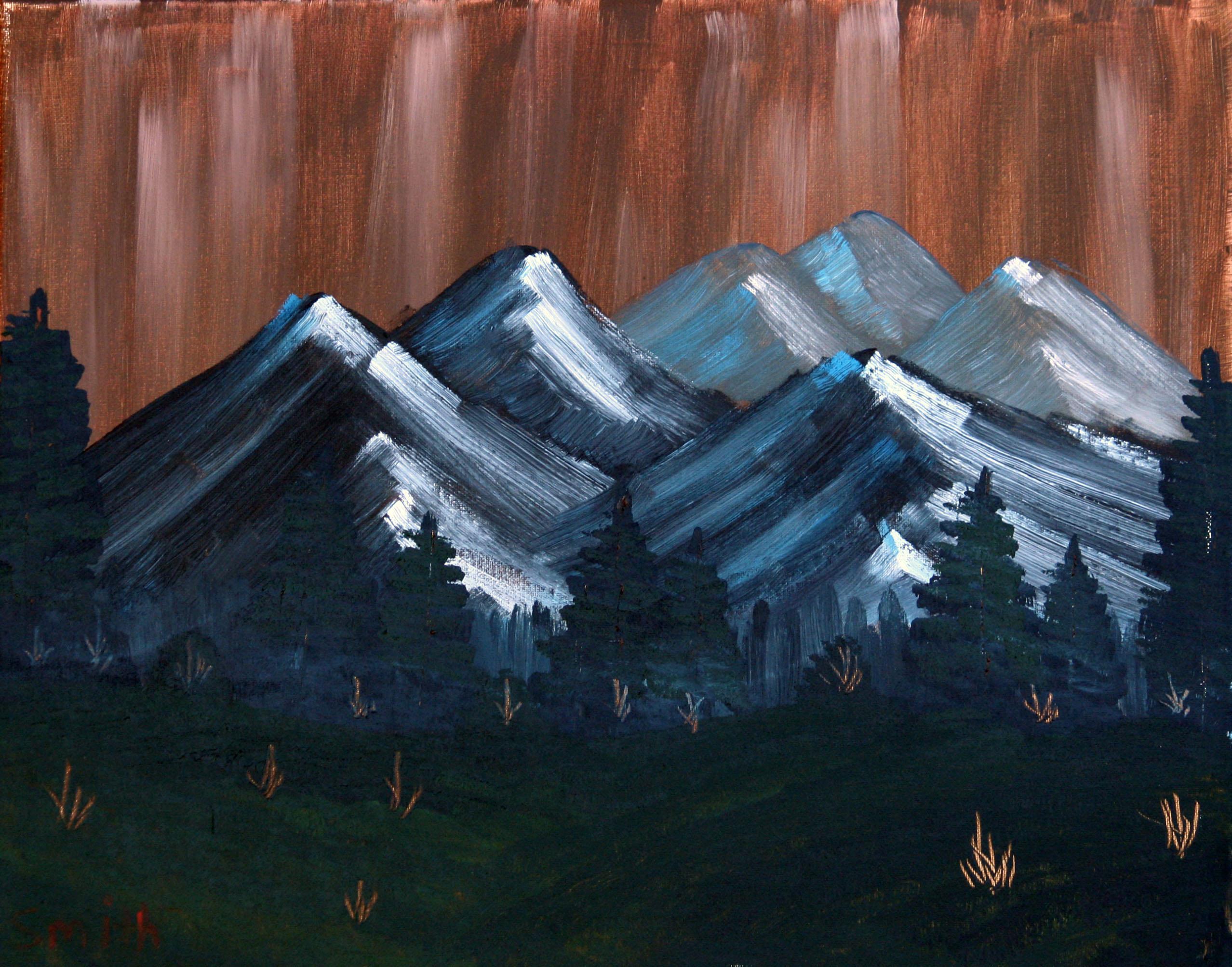 Wooden-Mountain
