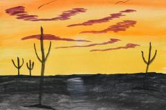 Desert-Sunset