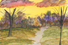 Watercolor-Twilight
